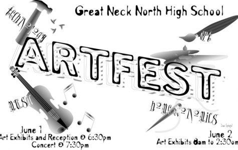 North's Artfest 2017