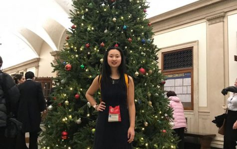 Performer of the Month – Isabel Yang