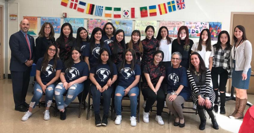 John F. Kennedy Elementary School's Multicultural Teach-In