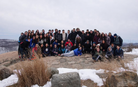 Science Research Seminar's Trip to Bear Mountain