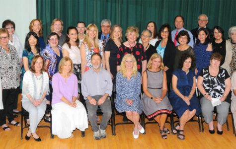 North Says Goodbye to Four Impactful Teachers Upon Their Retirements