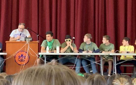 Jubilant Juniors Triumph at Quiz Bowl