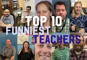 PART 2: Top 10 Funniest Teachers