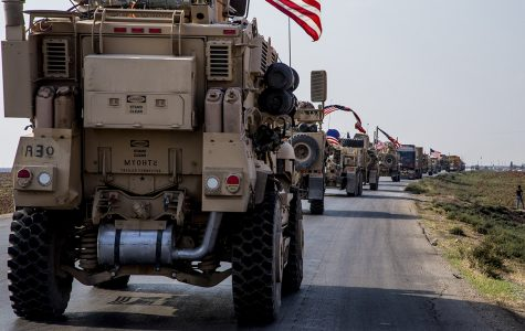 President Trump revises US military withdrawal from Syria to protect oil fields