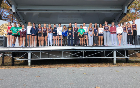 Girls Cross Country Finds Success at Counties