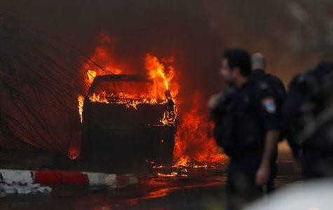 Bombings Across the Gaza and Israel Region
