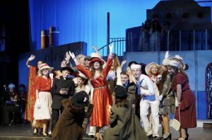 Anything Goes: A Recap of North High's Theatre Production