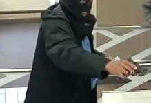 Robber Steals Cash from Local Bank at Gunpoint