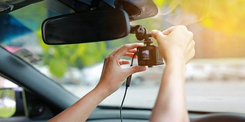 Popular Dash-cam for Uber Drivers