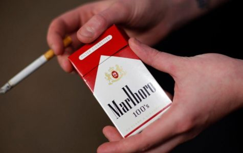 Marlboro, a significant manufacturer of cigarettes. Source: WBNS.