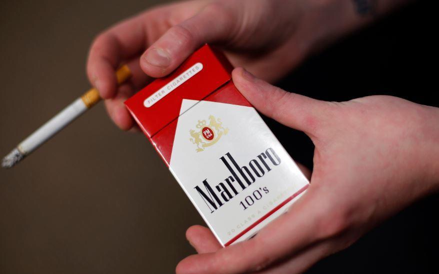 Marlboro, a significant manufacturer of cigarettes. Source: WBNS.