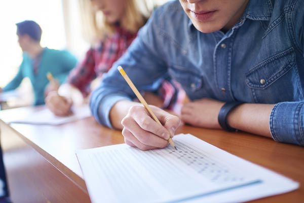 Colleges and the College Board are changing how standardized testing is being administered and reviewed. (Credit: CollegeXpress)
