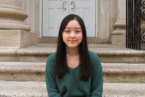 Photo of Lauren Yu