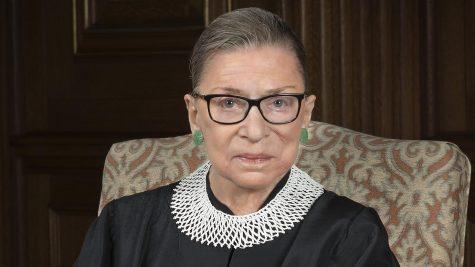 """""""Notorious RBG"""": Ruth Bader Ginsburg"""