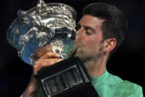 Novak Djokovic reigns supreme, defending the men