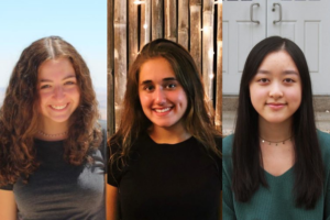 Meet the Valedictorian and Co-Salutatorians of the Class of 2021
