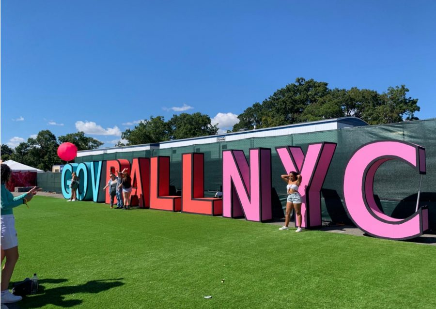 """The Governors Ball, also known as """"Gov Ball"""" was recently held in New York City (Credit: Amanda Lavian)."""